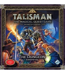 Produkt Talisman - The Dungeon Expansion
