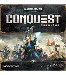 Produkt Warhammer 40,000: Conquest - The Card Game