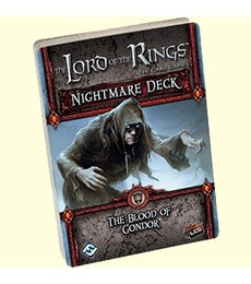 Produkt The LOTR: LCG - Blood of Gondor Nightmare decks