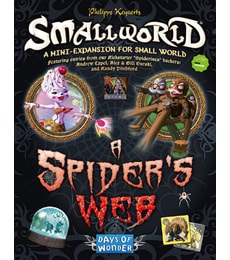 Produkt Small World - A Spider's Web
