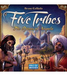 Produkt Five Tribes: The Djinns of Naqala