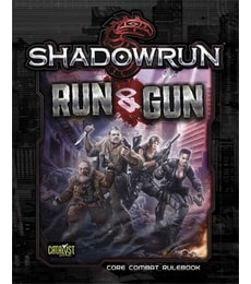 Produkt Shadowrun 5th ed: Run & Gun