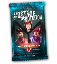 Produkt Hostage Negotiator: Abductor Pack 6