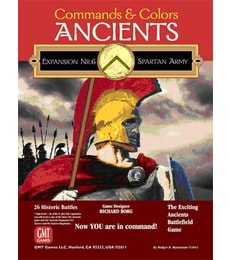 Produkt C&C Ancients: Spartan Army