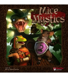 Produkt Mice and Mystics: Downwood Tales
