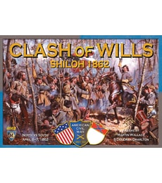 Produkt Clash of Wills: Shiloh 1862