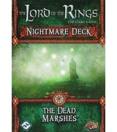 Produkt The LOTR: LCG - The Dead Marshes Nightmare Deck