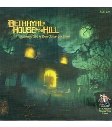 Produkt Betrayal at House on the Hill - 2. edice