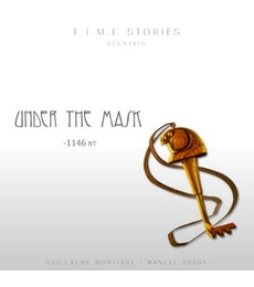 Produkt T.I.M.E Stories: Under the Mask