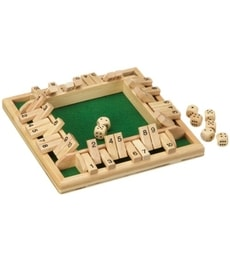 Produkt Shut the Box 1-4 hráči