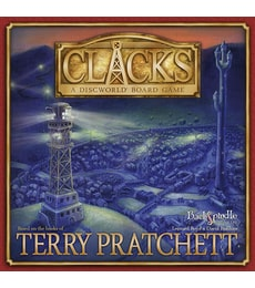 Produkt Terry Pratchett: Clacks