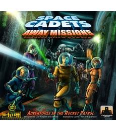 Produkt Space Cadets: Away Missions