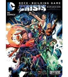 Produkt DC Deck Building Game: Crisis