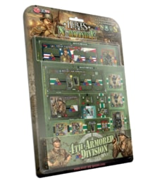 Produkt Heroes of Normandie: 4th Armored Division
