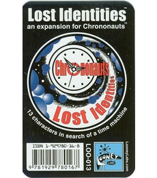 Produkt Chrononauts: Lost Identities
