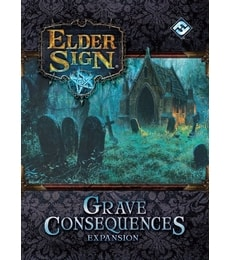 Produkt Elder Sign: Grave Consequences Expansion