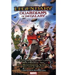 Produkt Legendary: Guardians of the Galaxy