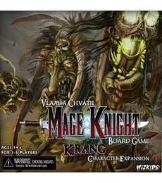 Produkt Mage Knight - Krang Character Expansion