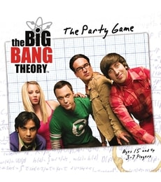 Produkt The Big Bang Theory: The Party Game