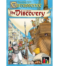 Produkt Carcassonne: The Discovery