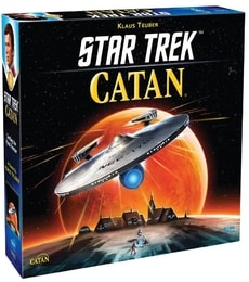 Produkt Star Trek Catan