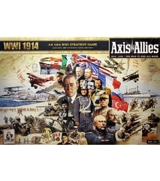 Produkt Axis & Allies: WWI 1914