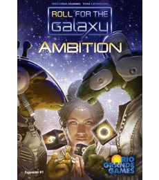 Produkt Roll for the Galaxy: Ambition