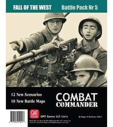 Produkt Combat Commander: Fall of the West
