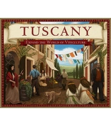 Produkt Viticulture: Tuscany