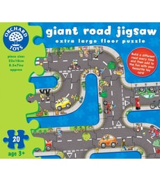 Produkt Puzzle Silnice (Giant Road Jigsaw)