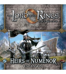 Produkt The LOTR: LCG - Heirs of Númenor