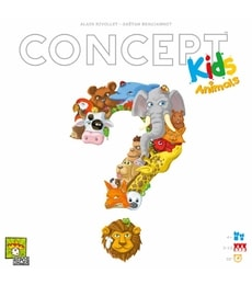Produkt Concept Kids: Animals