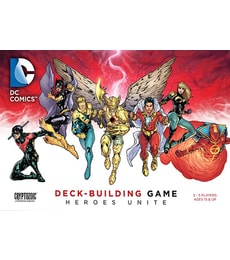 Produkt Heroes Unite - Deck-Building Game