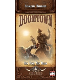 Produkt Doomtown: Reloaded - New Town, New Rules
