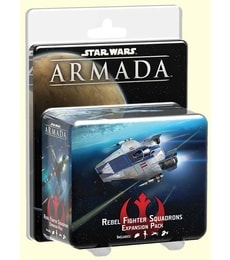 Produkt Star Wars: Armada - Rebel Fighter Squadrons