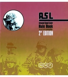 Produkt ASL: 2nd Edition Rule Book