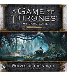 Produkt A Game of Thrones - Wolves of the North