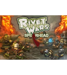 Produkt Rivet Wars - Spearhead