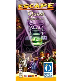 Produkt Escape: Quest - Expansion 2