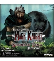 Produkt Mage Knight - Shades of Tezla Expansion