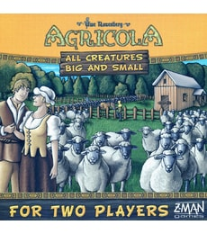 Produkt Agricola: All Creatures Big & Small