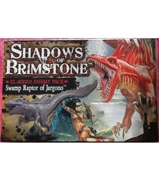 Produkt Shadows of Brimstone: Swamp Raptor of Jargono