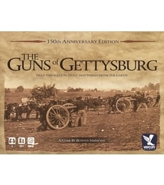 Produkt The Guns of Gettysburg