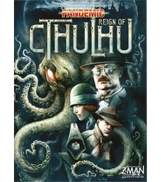 Produkt Pandemic: Reign of Cthulhu