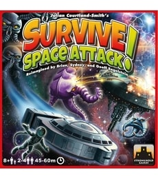 Produkt Survive: Space Attack!