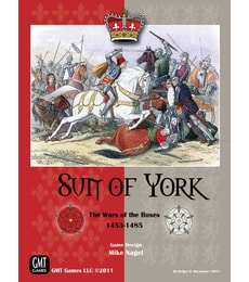 Produkt Sun of York - The Wars of the Roses 1453-1485