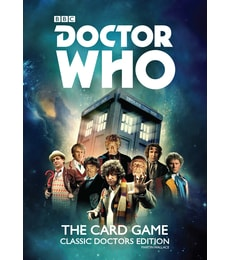 Produkt Doctor Who: The Card Game - Classic Doctors Edition