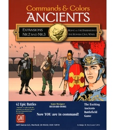 Produkt Ancients: Rome vs. The Barbarians; The Roman Civil Wars