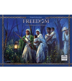 Produkt Freedom: The Underground Railroad