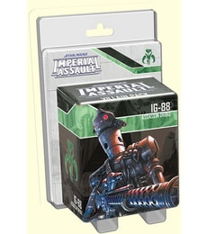 Produkt Imperial Assault Villian Pack: IG-88